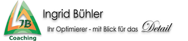 Ingrid Bühler - Ihr Optimierer